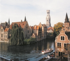 VISIT BRUGGE - EXTRA DATE     Saturday 28th April 2018