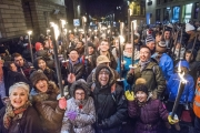 New Year at Edinburgh's Hogmanay Extended Daytrip
