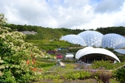 The Eden Project, Newquay & Plymouth