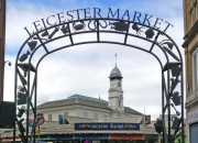 Leicester Market Day